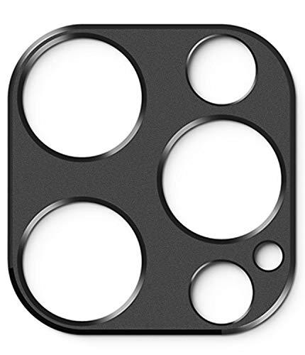 【Ringke】iPhone 12 Pro Max カメラ レンズ 保護 カバー リング アルミニウム製 貼り付け簡単 スクラッチ防止 剥がれ防止 [iPhone 12 Pro Max Camera Styling Gray]