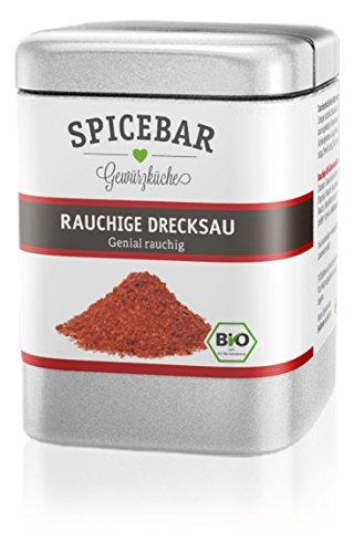BBQ Rub Rauchige Drecksau, Genial Rauchig und in Premium Bio Qualität