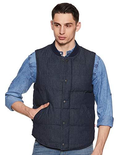 Levi's Men's Jacket (86296-0000_Blue_S)
