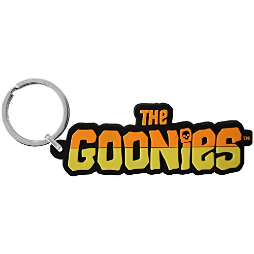 Officially Licensed The Goonies Rubber Keyring