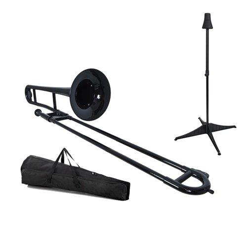 Tromba TBPN - Trombón de varas, color negro