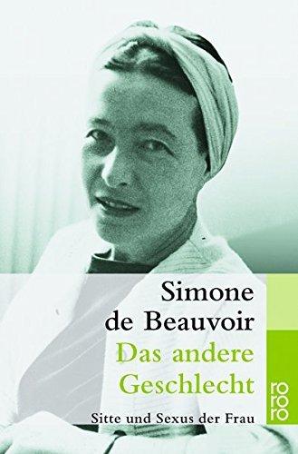 Das Andere Geschlecht (German Edition) by Simone de Beauvoir (2000-08-01)