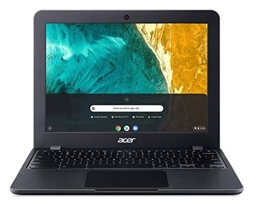 "Acer Commercial Chromebook, 12"" HD, ICDN4000 CPU, 4GB RAM, 32GB eMMC, Chrome OS, C851-C9CF"