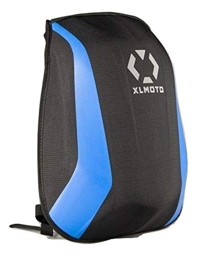 Course XLmoto Slipstream Motorcycle Backpack, Water-Resistant, 24L, Blue