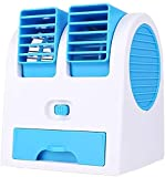 Electrodomésticos para el hogar Mini Palm Aire Acondicionado, Refrigeración USB Sin hojas Ventilador / Estudiante Portátil, Oficina, Ventilador eléctrico pequeño (Color: C) (Color: B) Enfriadores evap