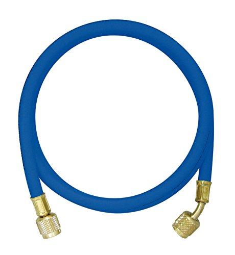 アサダ Y02415A R134aカーエアコン用チャージングホース 152�p 青 M10