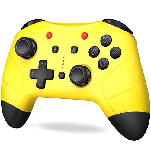 Switch Controller for Nintendo Switch/Switch Lite, Switch Pro Controller with Turbo Function Switch Wireless Controller for Nintendo Console, Unique Color Switch Remote