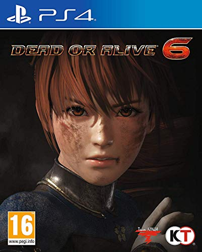 Dead or Alive 6 - PlayStation 4