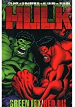 Hulk Vol 2: Red & Green Premiere HC - Cho Cover by Jeph Loeb (2009-05-03)