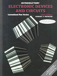 Introductory Electronic Devices and Circuits: Conventional Flow Version (5th Edition)