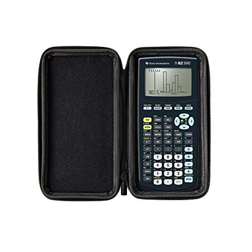 Custodia WYNGS per calcolatrice scientifica e grafica Texas Instruments, modello: TI-82 STATS