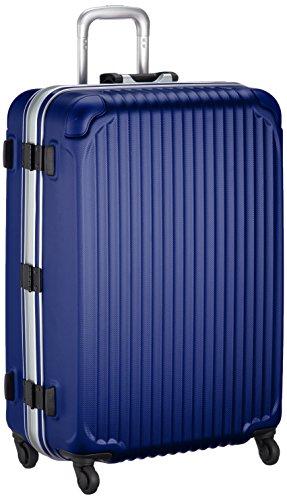 [シフレ] ハードフレームスーツケース シフレ 1年保証付 ESC1045-68 保証付 90L 75 cm 5.5kg マットネイビー