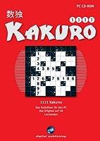 Kakuro 1111. CD-ROM für Windows ab 98. Die Kombination aus Kreuzworträtsel und Sudoku