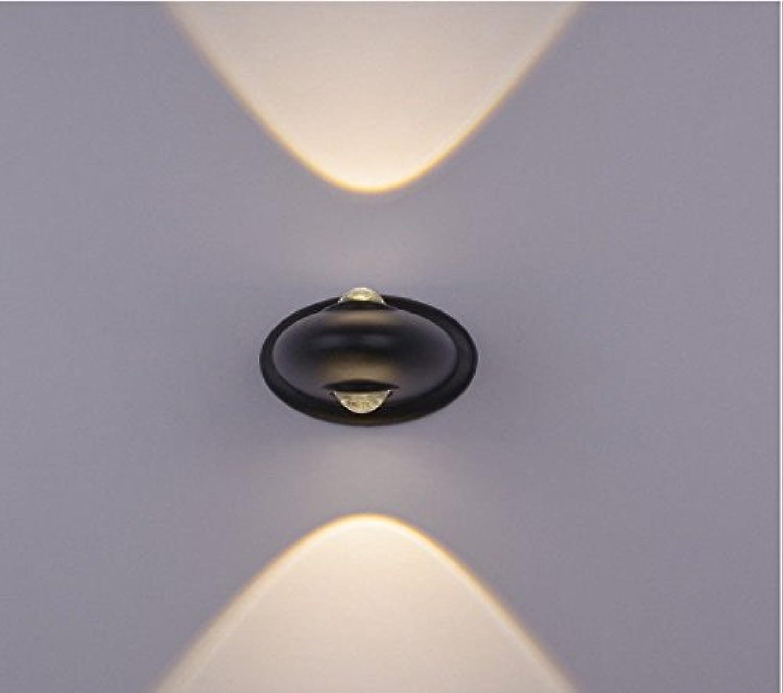 Wlxsx Moderne Wandlampe Led Wandleuchte High Power Umweltschutz Führte Moderne Einfache Outdoor Led