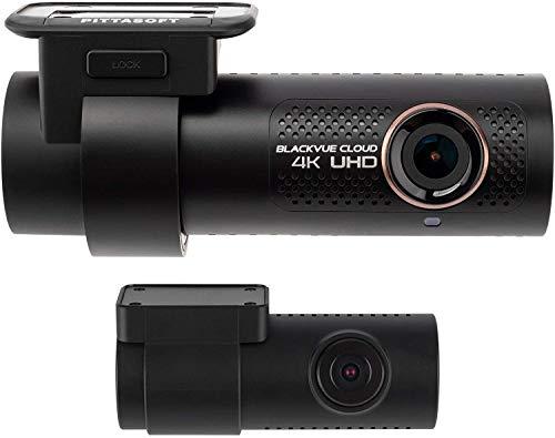 BlackVue DR900X-2CH with 32GB microSD Card | 4K UHD Cloud Dashcam | Built-in Wi-Fi, GPS, Parking Mode Voltage Monitor | LTE via Optional CM100 LTE Module