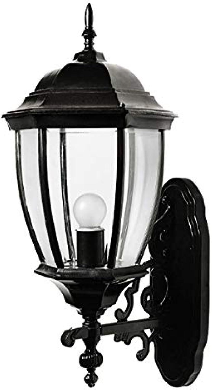Auenwandleuchte Europische wasserdichte Auenbeleuchtung kreative Gartenlampe Balkontreppe auerhalb Wandleuchte