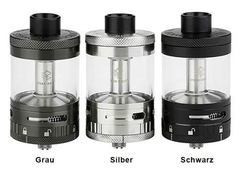 Steam Crave Aromamizer Titan RDTA 18ml | 28ml Farbe Silber