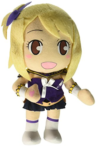 Great Eastern Entertainment Fairy Tail - Lucy S6 Clothes Collectible Plush Toy, 8'
