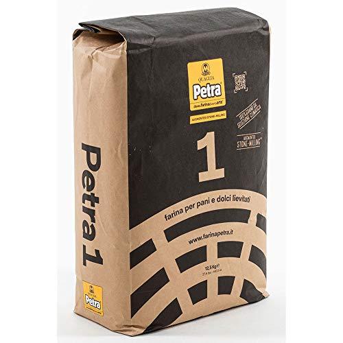 Farina Petra 1 sacco da 12,5 kg - Farina di tipo 1