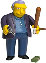 The Simpsons FAT TONY All-Star Voices JOE MANTEGNA Series 1 World Of Springfield Interactive Action Figure