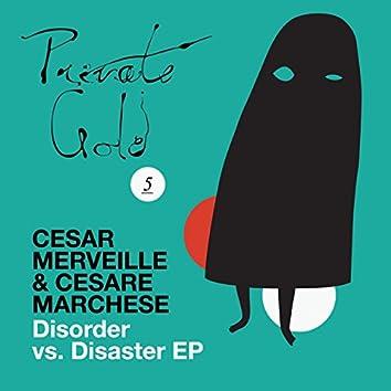 Disorder vs. Disaster EP