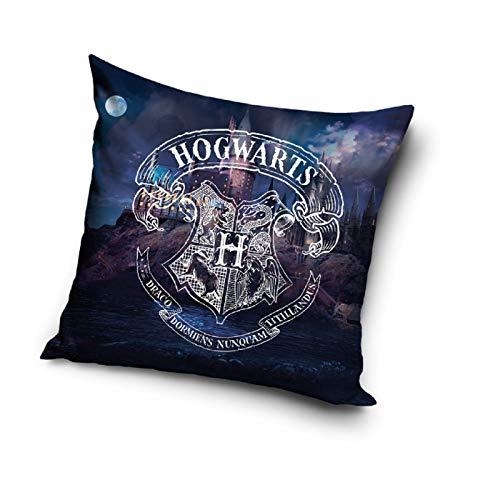 Harry Potter Hogwarts Kissen Füllung Dekokissen Zierkissen 40cmx40cm