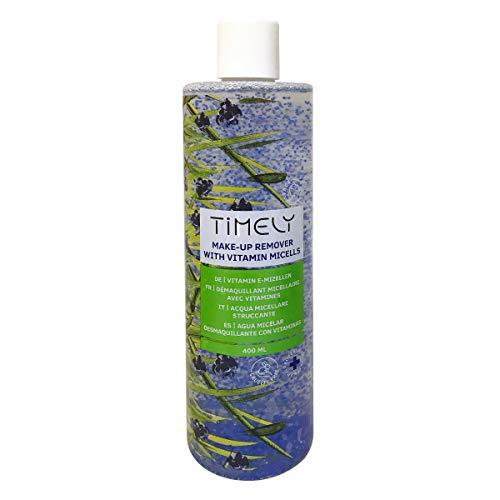 Timely make-up remover met vitaminecellen voor dagelijkse verzorging, 400 ml