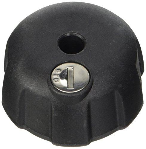 Peruzzo 365/3 Kit de sécurité antivol pour Porta Bici Crochets, Lot de 3