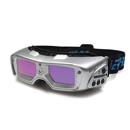 Servore Auto Shade Darkening Welding Goggle Arc-513 Arc513 World's First Tig