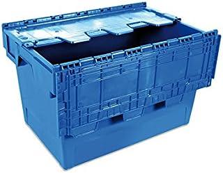 Tayg 6434-T Euro-caja con tapa para almacén y transporte,