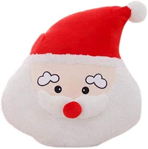 siyat Netter Schneemann Weihnachtsbaum Plüschtier Kissen Elche Schneeflocke Kinder Geschenk Ragdoll Hut Alter Mann Jikasifa