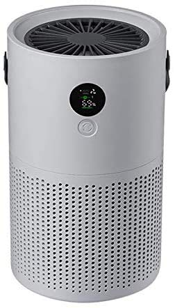Proton Pure, Proton Pure Air Purifiers For Home, Portable Proton Pure Air Purifier with True HEPA Air Filtration Technology and Carbon Filters for Standard-Sized Rooms (100-215 ft2)