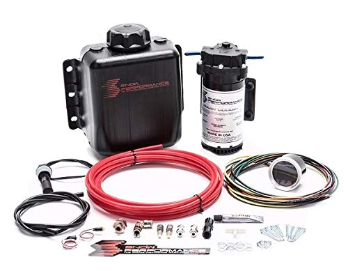Snow Performance SNO-210 Gas Stage 2 Boost Cooler Forced Induction Water Injection - 1yr Warranty