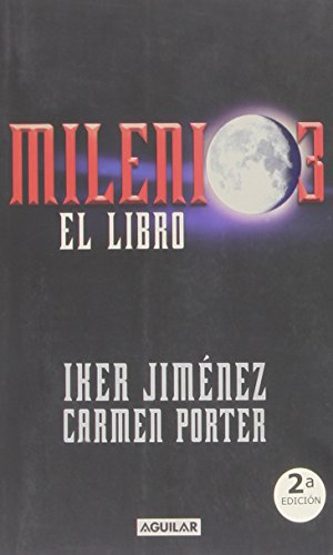 Milenio 3 - el libro de iker Jiménez