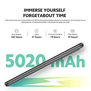 "Xiaomi Redmi 9 Teléfono 4Gb Ram + 64Gb Rom, 6.53"" Fhd+ Dot Drop Pantalla, Me Tek Helio G80 Octa-Core Procesador, 8Mp Frontal & 13Mp+8Mp+5Mp+2Mp Ai Quad Cámara Trasera Versión Global (Gris)"