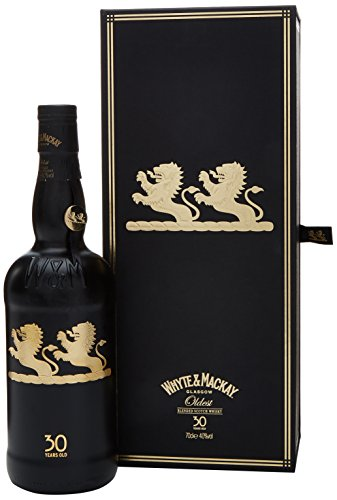 Whyte + Mackay - Oldest Blended Scotch - 30 year old Whisky