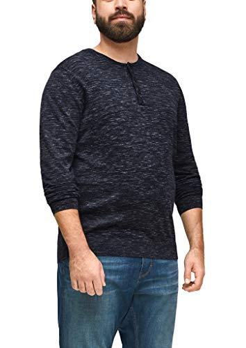 s.Oliver Big Size Herren 131.10.009.17.170.2060277 Pullover, 56W0, 4XL