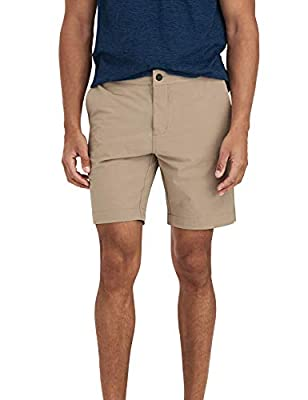 Faherty Men's All Day Short in Khaki from
