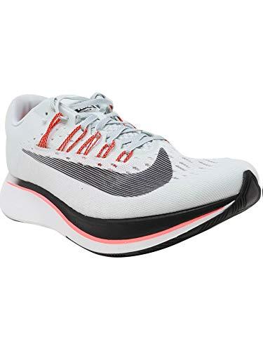 Nike Wmns Zoom Fly, Zapatillas de Entrenamiento Mujer, Gris (Barely Grey/Oil Grey-Hot Punch-White 009), 38.5 EU