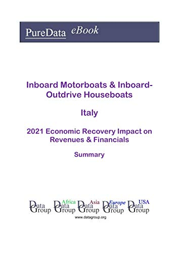 Inboard Motorboats & Inboard-Outdrive Houseboats Italy Summary: 2021 Economic Recovery Impact on Revenues & Financials (English Edition)
