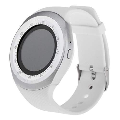 gazechimp Y1 à Prova D'água Bluetooth Smart Watch Phone Mate para IOS Android para - Branco