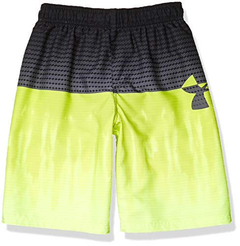 Under Armour Jungen Volley Badehose -  Gelb -  XL