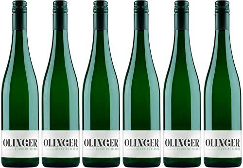 Olingerwein Blanc de Blancs 2019 Trocken (6 x 0.75 l)