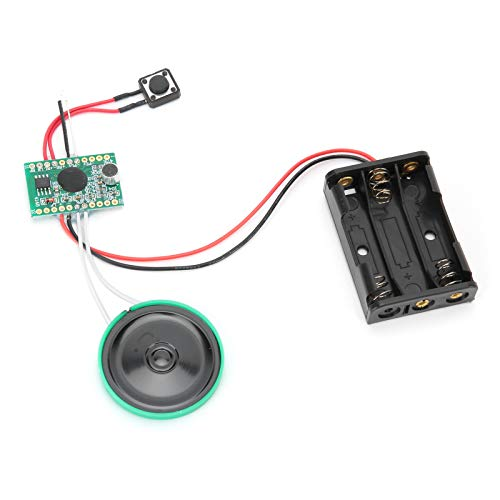 Pwshymi High-sensitivity Universal Voice Sound Voice Module with Light Sensor
