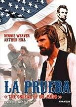 La Prueba (1980) The Ordeal Of Dr Mudd (Region 2 - Import) (No Us Format); Paul Wendkos