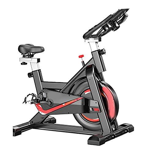 OUYA Magnética Bicicleta Estacionaria Bicicleta Estática, Equipo De La Aptitud, Cubierta Ciclo De La Bici para El Hogar Cardio Entrenamiento Bicicleta De Altas Prestaciones