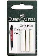 Faber-Castell 131595 - gumka do ołówków automatycznych Grip Matic, 3 sztuki