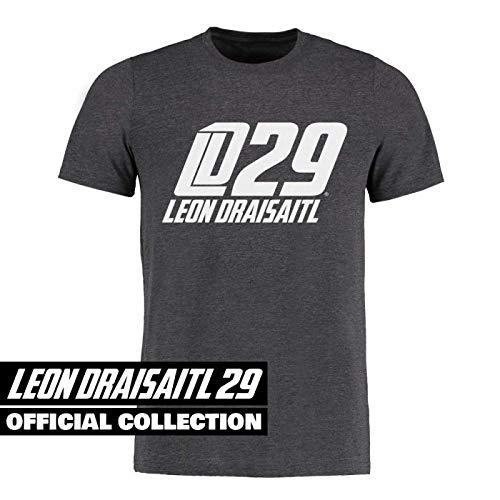 Scallywag® Eishockey T-Shirt Leon Draisaitl LD29 Logo I Größen XS - 3XL I A BRAYCE® Collaboration (offizielle LD29 Kollektion vom NHL Edmonton Oilers Star) (XXL)