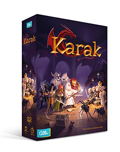 Albi 71380 Karak Strategiespiel, 2019