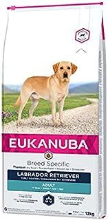 EUKANUBA Breed Specific Alimento seco para perros labrador retriever adultos, alimento para perros óptimamente adaptado a ...